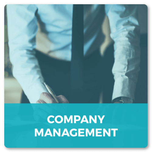 Company Management