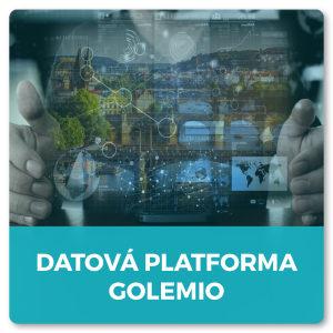 Datova platforma Golemio