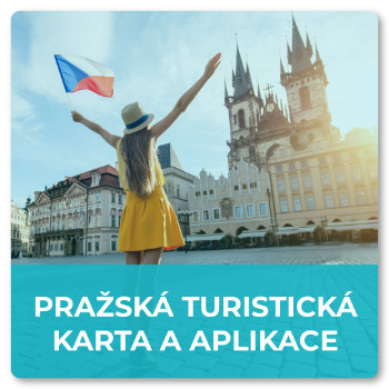 Pražská turistická karta a aplikace