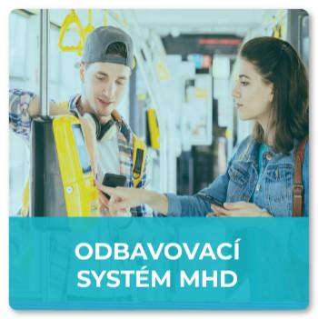 Odbavovací systém MHD