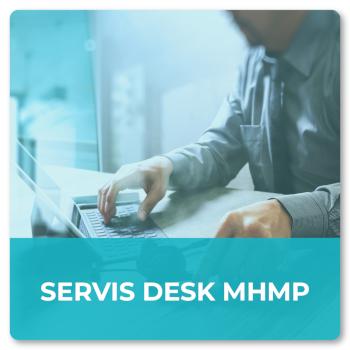 Servis desk MHMP