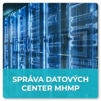 Správa datových center MHMP