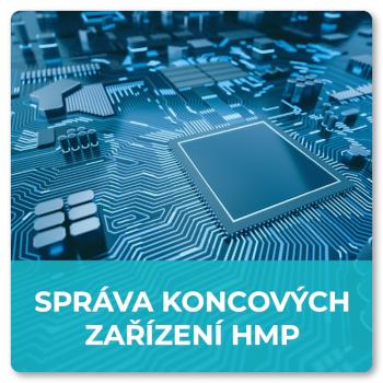 Správa koncových zařízení HMP