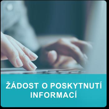Žádost o poskytnutí informací