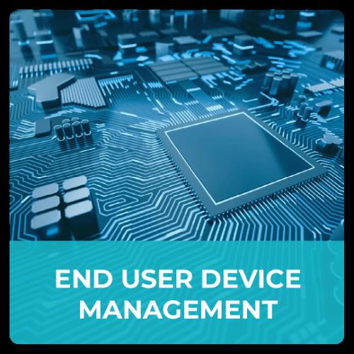 End-user device management